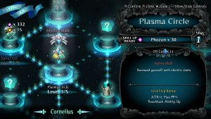 Odin Sphere Leifthrasir Review - Skill Tree