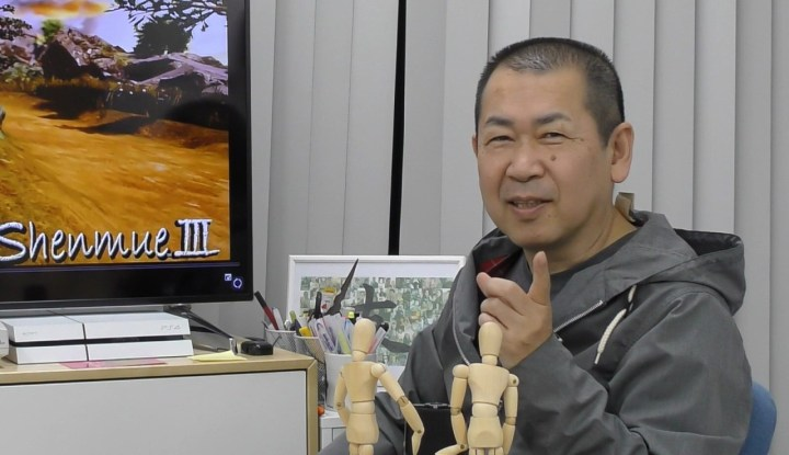 Shenmue 3 - First Anniversary Update