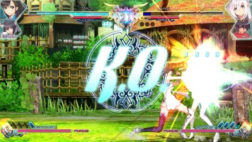 Blade Arcus from Shining Battle Arena Screen 6