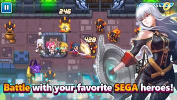 SEGA Blast Heroes Screenshot HQ - 4