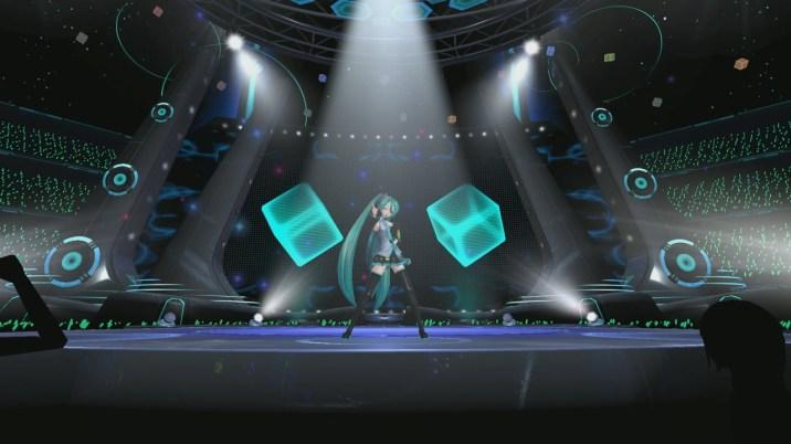 Hatsune Miku VR Future Live - First Stage - 1