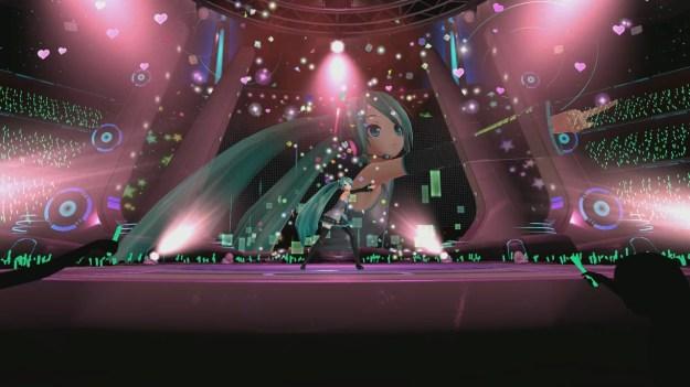 Hatsune Miku VR Future Live - First Stage - 15