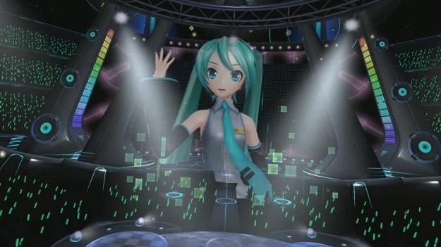 Hatsune Miku VR Future Live - First Stage - 16