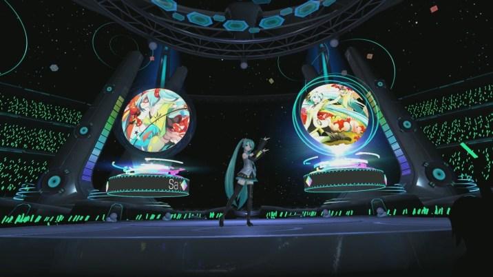 Hatsune Miku VR Future Live - First Stage - 19