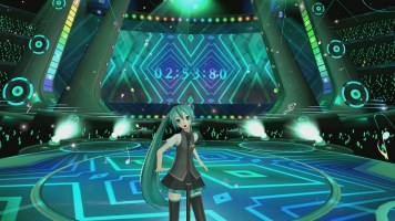 Hatsune Miku VR Future Live - First Stage - 22