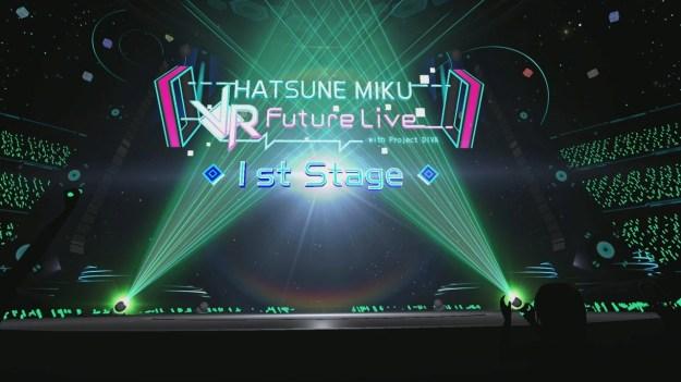 Hatsune Miku VR Future Live - First Stage - 8