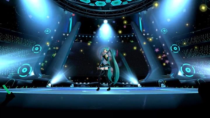 Hatsune Miku VF Future Live Trailer