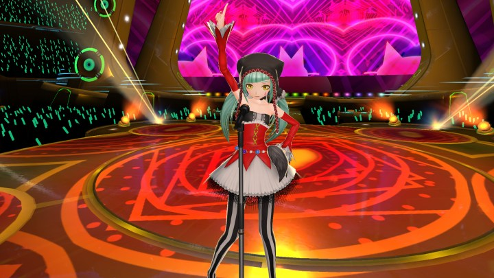 Hatsune Miku VR Future Live - 2nd Stage