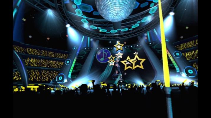 Hatsune Miku VR Future Live - Rhythm Game
