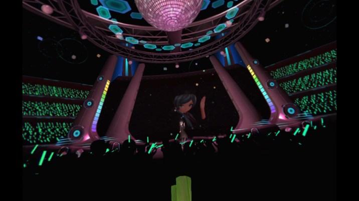 Hatsune Miku VR Future Live - Voltage Meter