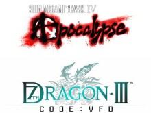 Shin Megami Tensei IV - 7th Dragon III Code VFD