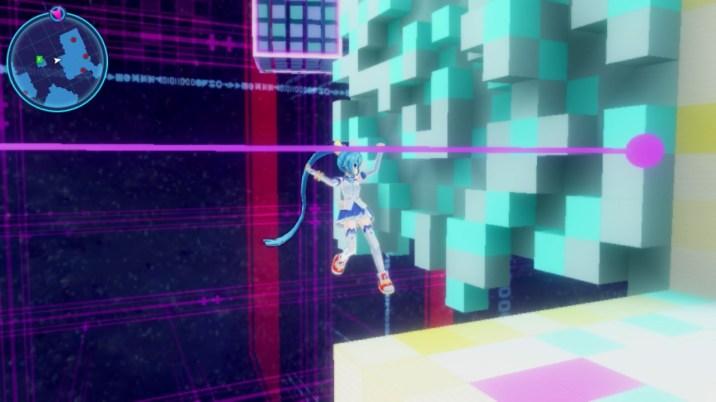 Superdimension Neptune VS SEGA Hard Girls Review - Gameplay