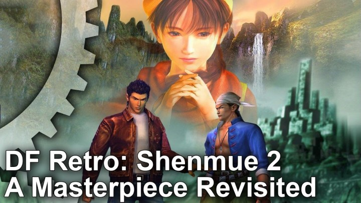 DF Retro Shenmue 2 - A Masterpiece Revisited