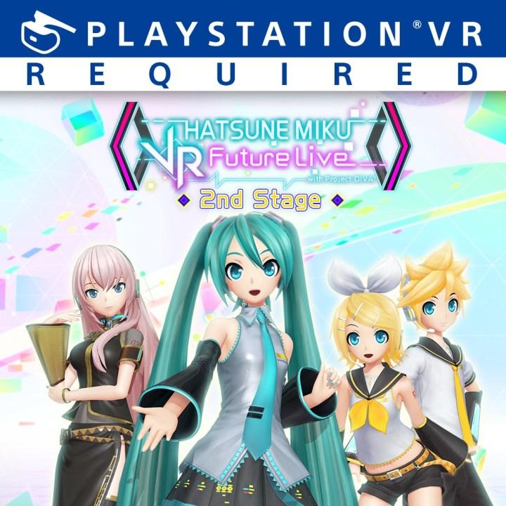 Hatsune Miku VR Future Live 2nd Stage