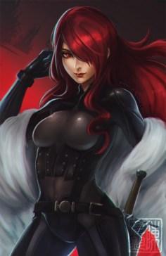 Mitsuru (Persona 3)