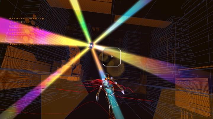Rez Infinite 4K - Screenshot 1