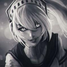 Shadow Labrys (Persona 4)