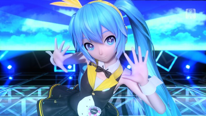 Hatsune Miku Project DIVA Future Tone 2nd DLC - Hand in Hand 1080P - 1