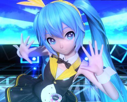 Hatsune Miku Project DIVA Future Tone 2nd DLC - Hand in Hand 1080P - 1