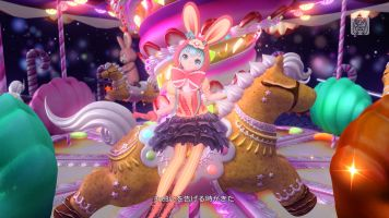 Hatsune Miku Project DIVA Future Tone 2nd DLC - LOL -lots of laugh- 1080P 1