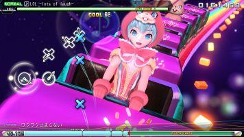 Hatsune Miku Project DIVA Future Tone 2nd DLC - LOL -lots of laugh- 1080P 2