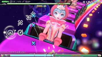 Hatsune Miku Project DIVA Future Tone 2nd DLC - LOL -lots of laugh- 1080P 2