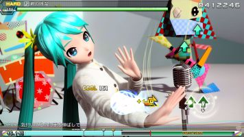 Hatsune Miku Project DIVA Future Tone 2nd DLC - Your Body Temperature 1080P 2