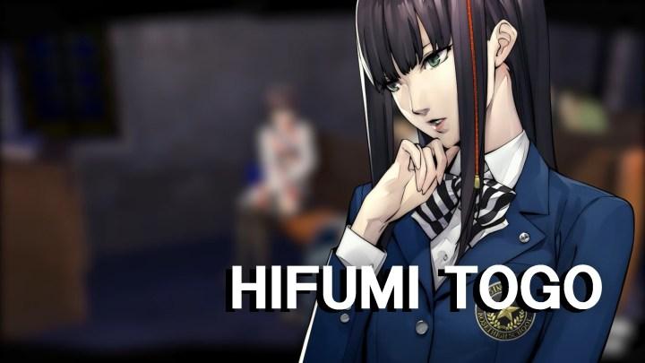 Persona 5 - Hifumi Togo