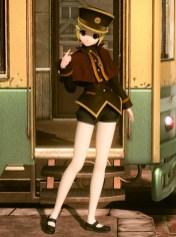 Project DIVA Arcade Future Tone - Railroad Employee Canary Module