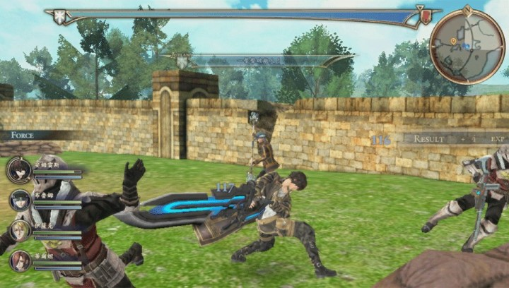 Valkyria Azure Revolution Demo - PS Vita 1