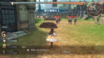 Valkyria Azure Revolution - PS Vita VS PS4 - 10B
