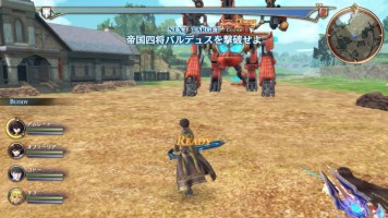 Valkyria Azure Revolution - PS Vita VS PS4 - 11B