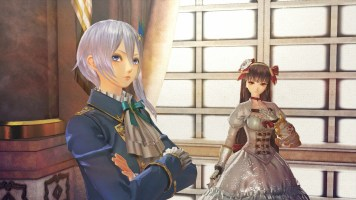 Valkyria Azure Revolution - PS Vita VS PS4 - 1A