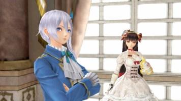 Valkyria Azure Revolution - PS Vita VS PS4 - 1B