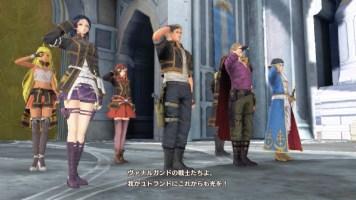 Valkyria Azure Revolution - PS Vita VS PS4 - 2B