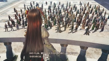 Valkyria Azure Revolution - PS Vita VS PS4 - 4A