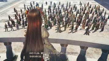 Valkyria Azure Revolution - PS Vita VS PS4 - 4A