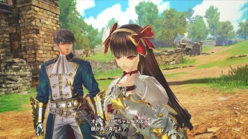 Valkyria Azure Revolution - PS Vita VS PS4 - 5A