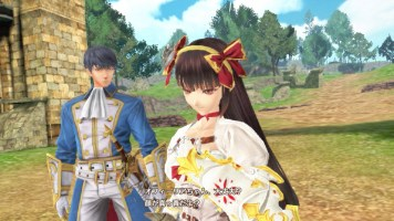 Valkyria Azure Revolution - PS Vita VS PS4 - 5B
