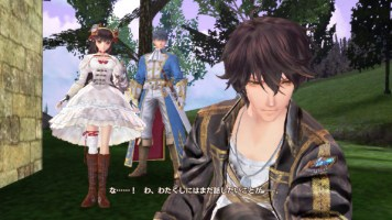Valkyria Azure Revolution - PS Vita VS PS4 - 6B