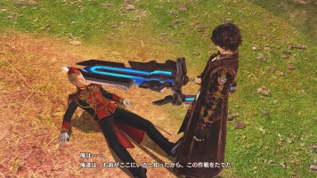 Valkyria Azure Revolution - PS Vita VS PS4 - 7A