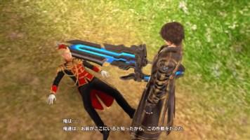Valkyria Azure Revolution - PS Vita VS PS4 - 7B