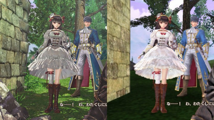 Valkyria Azure Revolution - PS Vita VS PS4 - Featured