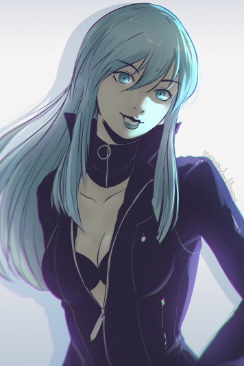 Nemissa from Devil Summoner Soul Hackers by Koyorin