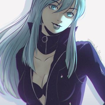 Nemissa from Devil Summoner Soul Hackers by Koyorin