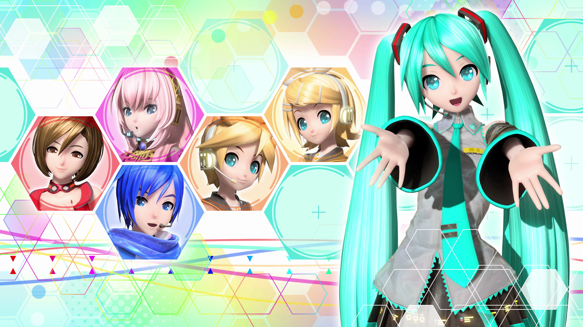 Hatsune miku project diva future tone review playstation 4 segalization - Hatsune miku project diva ...