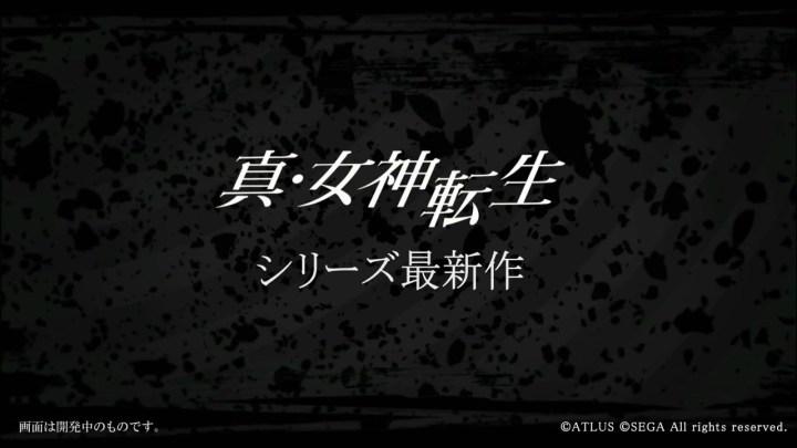 Shin Megami Tensei Switch
