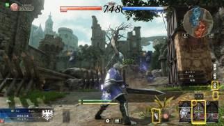 JAEPO 2017 - Soul Reverse - Screenshot 3
