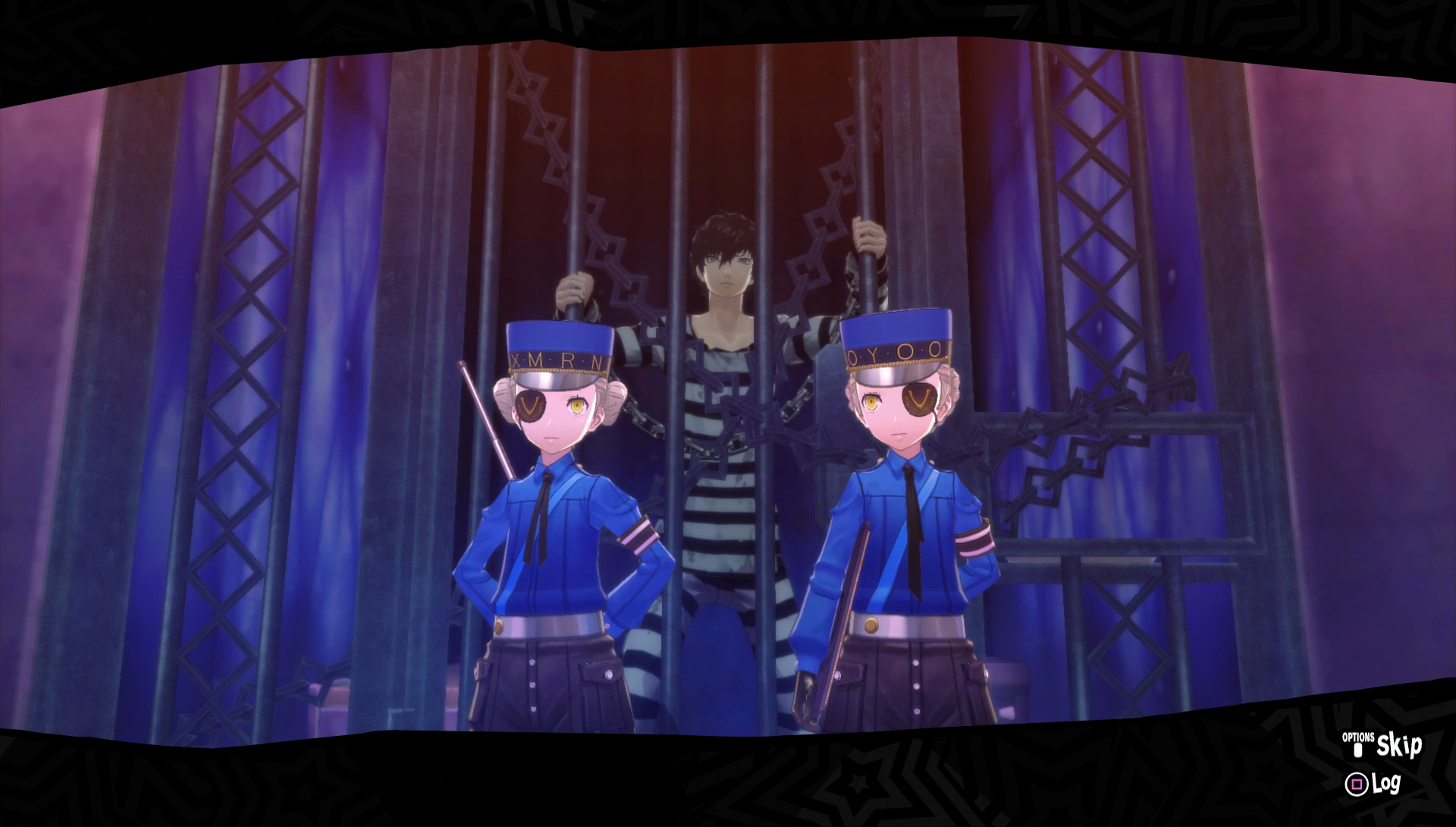 New Velvet Room English Video and Screenshots for Persona 5 ...