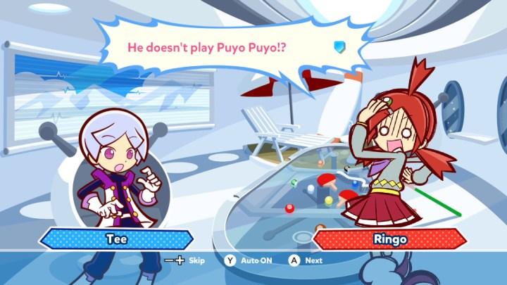 Puyo Puyo Tetris - Release Date 4